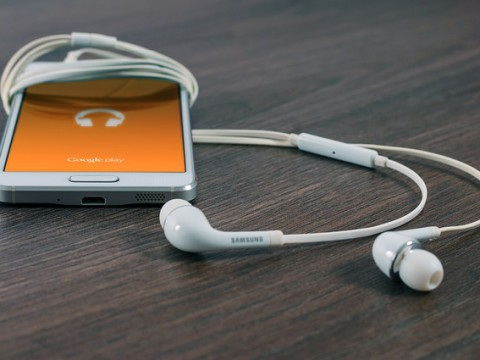 Dienste wie Spotify bringen Musik auf die Smartphones